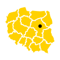 Mapa biuro